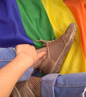 gay, lesbian and pride