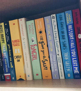 rainbow rowell, you know me well and books