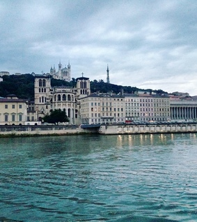 lyon, city and france