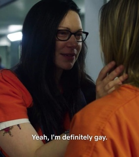 lgbt, laura prepon and orange is the new black