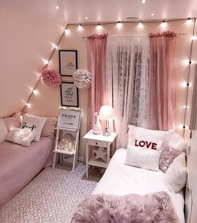 home ideas, bedroom decoration and photography