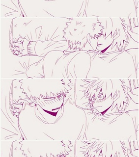 mha, bnha and bakushima
