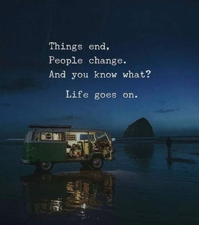 life quote, quote and vw bus