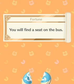 fortune, pocket camp and bus