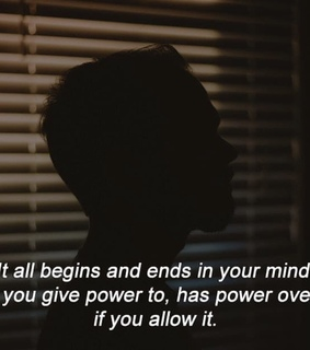 mind, over you and words