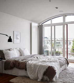 view, balcony and interior decorating