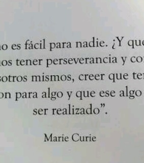 ciencia, frases and marie curie