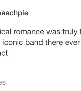 tumblr, my chemical romance and frank iero