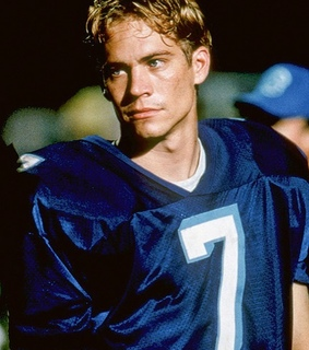 paul walker film, football game and 90s