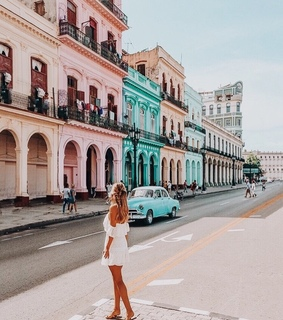 havana, blonde and colors