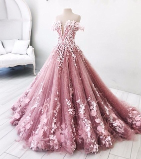 gown, elegant and dress