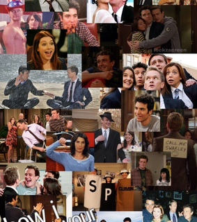 ted, how i met your mother and lockscreen