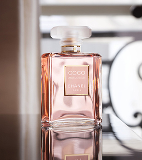 girly, perfume and coco chanel