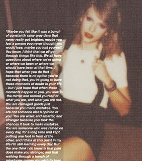 1989 world tour, clean speech and taylor swift