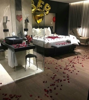 luxury, roses and couples