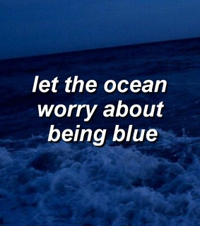 sea, frases and in