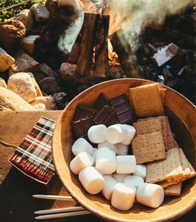 sunday, relax and marshmallows