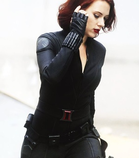 avengers, black widow and sexy