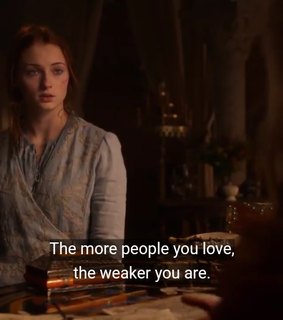 sansa stark, tv quotes and game of thrones