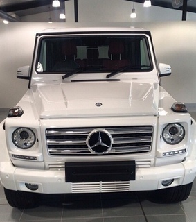 luxury, white cars and mercedes