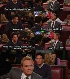 funny, barney and ted