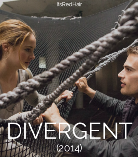 dystopia, movie and divergent