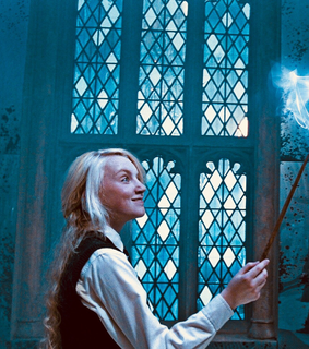 the girl who believed, harry potter and evanna lynch