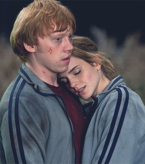 potterhead, love and ron weasley
