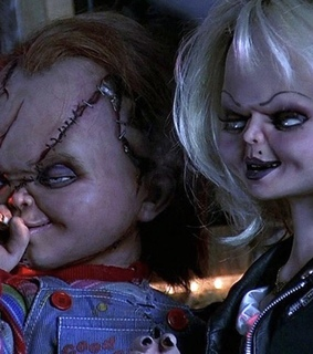relationship goals, chucky and movies
