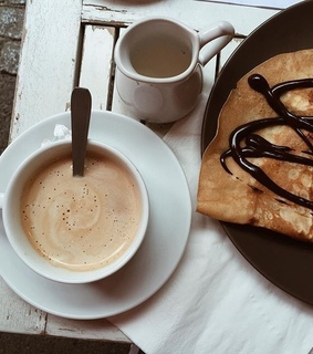 food, photography and coffee