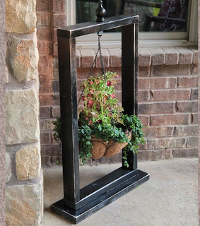 diy projects, recycling and repurposed frame