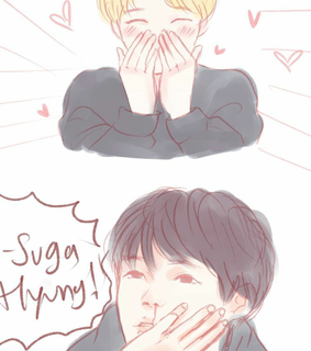 fanart, suga and bts