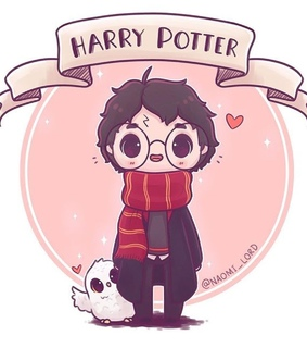 harry potter, draw and drawing