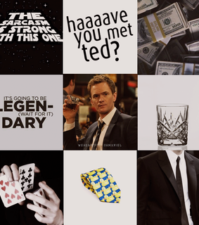 aesthetics, how i met your mother and himym