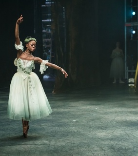 giselle, michaela deprince and dancer