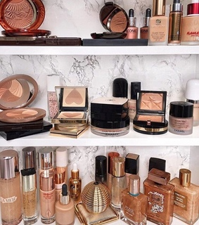 foundations, beauty and vanity