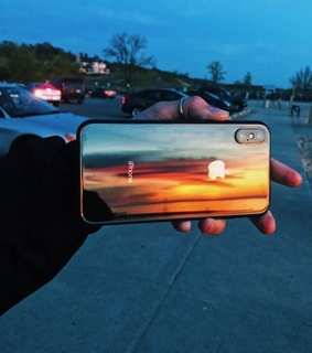 iphone, girl and adventure