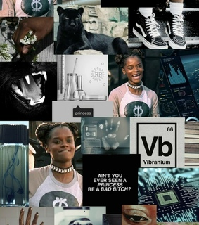 black panther, preto and collage