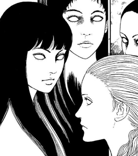junji ito, japanese manga and horror
