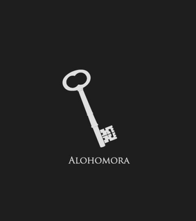 alohomora, quotes and harry potter