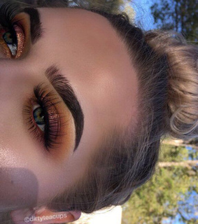 fashion style makeup, goals and beauty