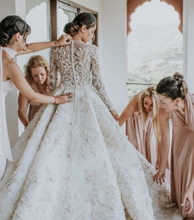 bride, gorgeous and style