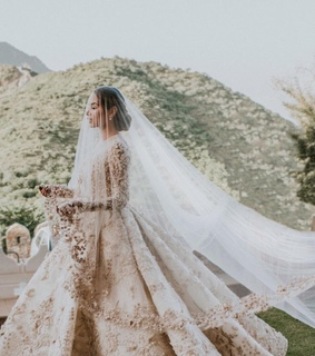 wedding, couture and style