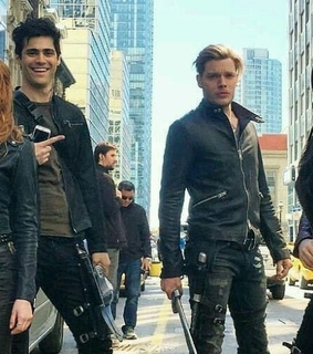 alec lightwood, male and shadowhunters