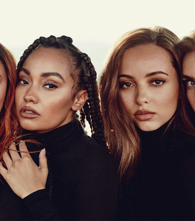 little mix, woman like me and wlm