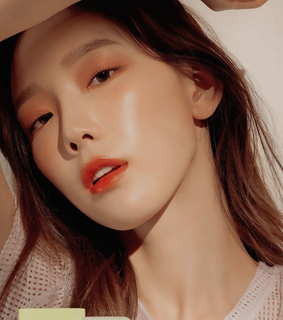 red icon, taeyeon and psd