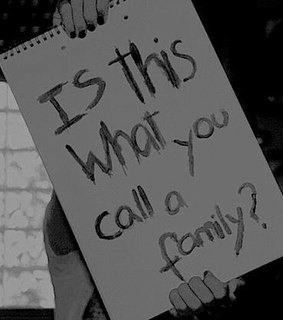 broken family, absent father and forever young