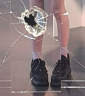grunge, sneakers and crack
