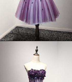 custom homecoming dress, short prom dress and a line homecoming dress