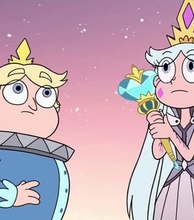 moon butterfly, the forces of evil and svtfoe